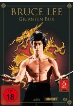 Bruce Lee Gigantenbox - Uncut Edition  [3 DVDs] DVD-Cover