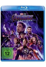 Marvel's The Avengers - Endgame Blu-ray-Cover
