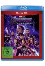 Marvel's The Avengers - Endgame Blu-ray 3D-Cover