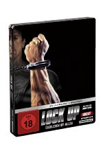 Lock up - Überleben ist alles / Limited SteelBook Edition / Uncut (4K Ultra HD + Blu-ray 2D) Cover
