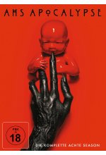 American Horror Story - Season 8 - Apocalypse  [3 DVDs] DVD-Cover