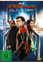 Spider-Man: Far from Home DVD-Cover