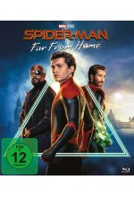 Spider-Man: Far from Home Blu-ray-Cover