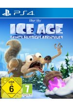 Ice Age - Scrats Nussiges Abenteuer Cover