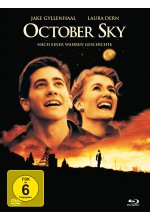 October Sky - 2-Disc Limited Collector's Edition im Mediabook (+ DVD) Blu-ray-Cover