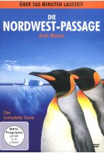 Die Nordwest-Passage - Arctic Mission - Die komplette Serie DVD-Cover