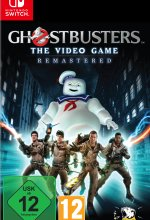 Ghostbusters - The Video Game Remastered Cover