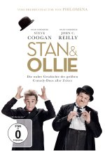 Stan & Ollie DVD-Cover