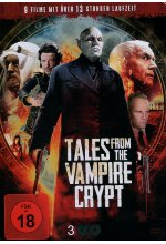 Tales from the Vampire Crypt - Metal-Pack   (9 Filme)  [3 DVDs] DVD-Cover