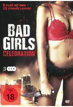 Bad Girls Celebration  (9 Filme)  [3 DVDs] DVD-Cover