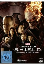 Marvel's Agents of S.H.I.E.L.D. - Staffel 4  [6 DVDs] DVD-Cover