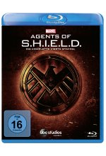 Marvel's Agents of S.H.I.E.L.D. - Staffel 4  [5 BRs] Blu-ray-Cover