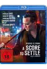 A Score to Settle Blu-ray-Cover