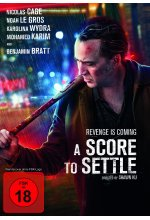 A Score to Settle DVD-Cover