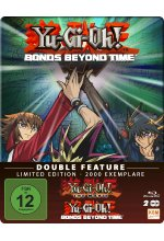 Yu-Gi-Oh! Movie Collection - Der Film + Bonds Beyond Time - Limited Edition  [2 BRs] Blu-ray-Cover