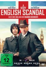 A Very English Scandal - Die komplette erste Season DVD-Cover