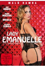 Lady Emanuelle DVD-Cover
