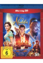 Aladdin Blu-ray 3D-Cover