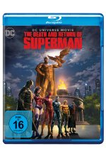 The Death and Return of Superman  [2 BRs] Blu-ray-Cover