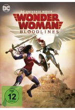 Wonder Woman - Bloodlines DVD-Cover