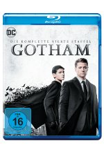 Gotham - Staffel 4  [4 BRs] Blu-ray-Cover