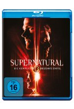Supernatural - Staffel 13  [4 BRs] Blu-ray-Cover