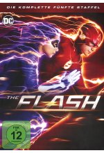 The Flash - Die komplette 5. Staffel  [5 DVDs] DVD-Cover