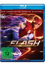 The Flash - Die komplette 5. Staffel  [4 BRs] Blu-ray-Cover