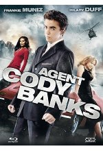 Agent Cody Banks - Limited Collector's Edition - Mediabook  (+ DVD), Cover A Blu-ray-Cover