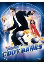 Agent Cody Banks - Limited Collector's Edition - Mediabook  (+ DVD), Cover B Blu-ray-Cover
