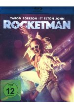 Rocketman Blu-ray-Cover