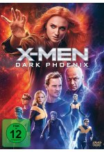 X-Men - Dark Phoenix DVD-Cover