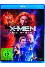 X-Men - Dark Phoenix Blu-ray-Cover