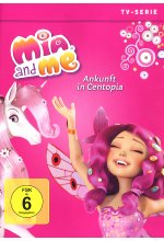 Mia and Me - Staffel 1.1 - Ankunft in Centopia DVD-Cover