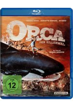Orca, der Killerwal Blu-ray-Cover