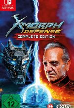 X-Morph Defense - Complete Edition Cover