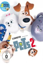 Pets 2 DVD-Cover
