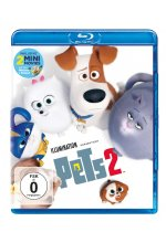 Pets 2 Blu-ray-Cover