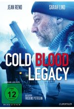 Cold Blood Legacy DVD-Cover