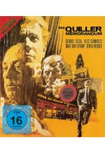 The Quiller Memorandum Blu-ray-Cover