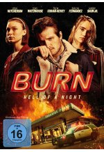 Burn - Hell of a Night DVD-Cover
