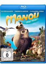 Manou - Flieg' flink Blu-ray-Cover