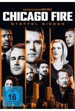 Chicago Fire - Staffel 7  [6 DVDs] DVD-Cover