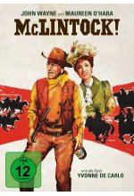 McLintock DVD-Cover