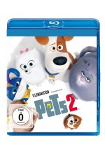 Pets 2 Blu-ray 3D-Cover