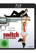 Switch - Die Frau im Manne (Switch) Blu-ray-Cover