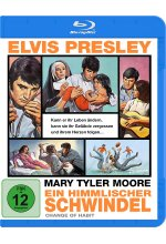 Elvis Presley: Ein Himmlischer Schwindel (Change of Habit) Blu-ray-Cover