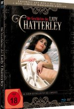 Die Geschichte der Lady Chatterly - Limited Mediabook-Edition (Blu-ray+DVD plus Booklet/HD neu abgetastet) Blu-ray-Cover