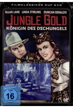 Jungle Gold - Königin des Dschungels DVD-Cover