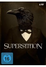 Superstition - Die Serie  [4 DVDs] DVD-Cover